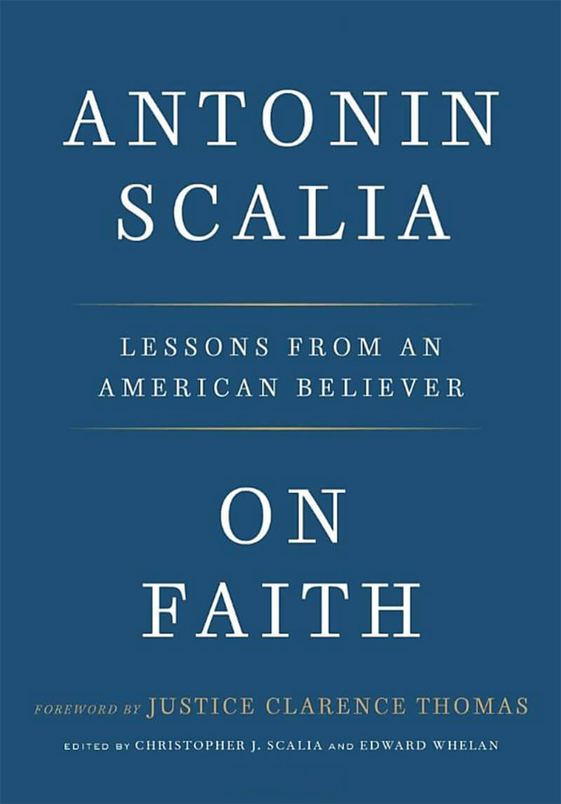 Book review: 'On Faith: Lessons from an American Believer